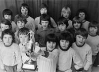 1975 League Winners