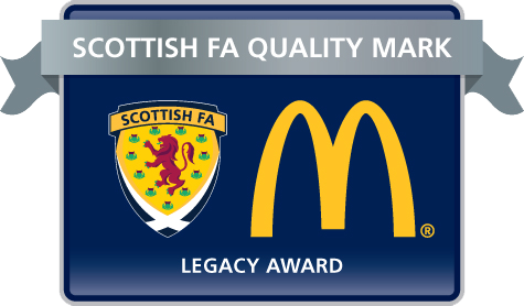 Cumbernauld Colts Community Football Club - Legacy Qualty Mark