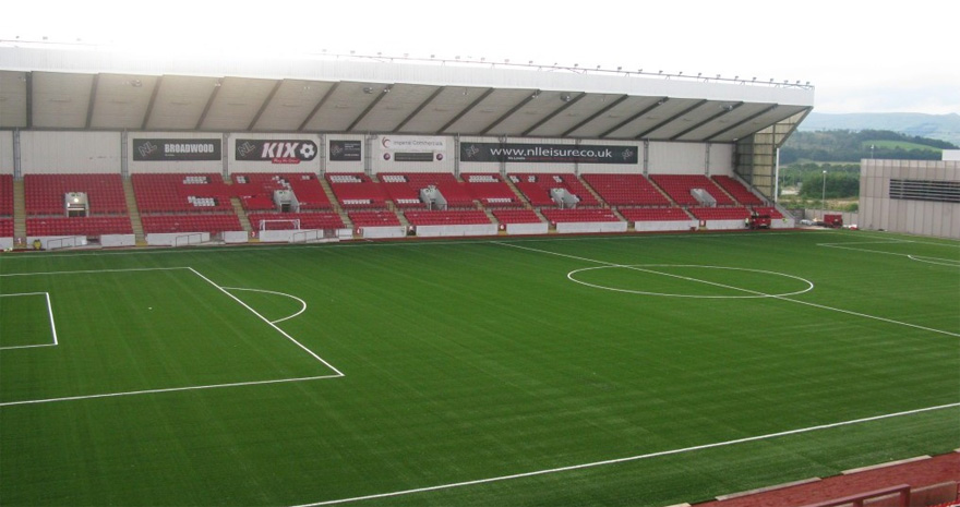 DBroadwood Stadium